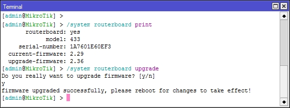 Upgrading Router - CTWUG Wiki